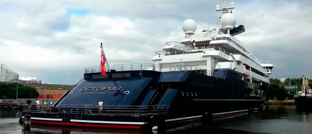 Paul Allen S 200 Million Super Yacht 11 Facts You Didn T Know