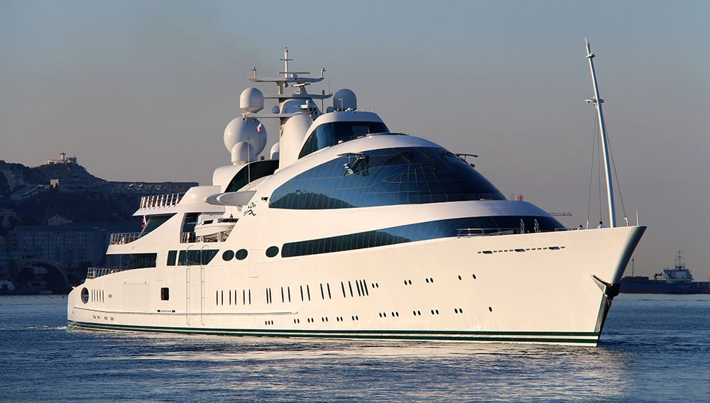 Top 10 Yachts Owned By Arab Millionaires Yacht Haven Phuket